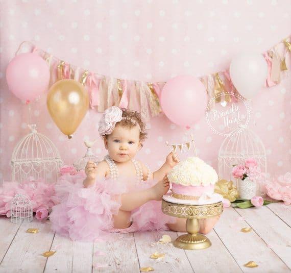 Primer Cumpleaños (Pinterest)
